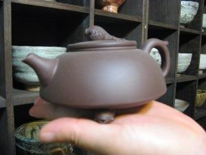Chinese teepot