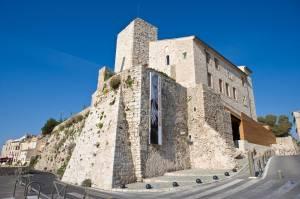 Die Picasso-museum in Huis Grimaldi