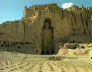 Die Boeddhas van Bamijan