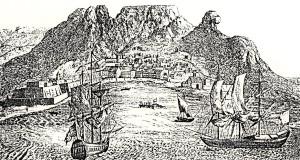 Ets van Tafelberg, 18de eeu