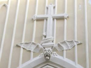Die Kruis en die duiwel