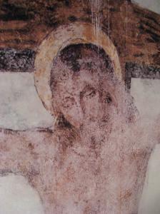 Kruisigingstoneel 1580
