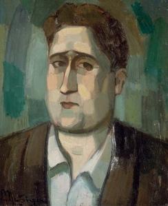 Guillaume Apollinaire (  Portret deur Rozita
