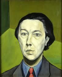 Brauner se portret van Andre Breton (