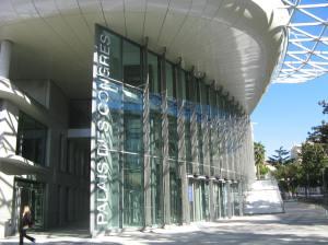 Palais de Congres, Juan- le-Pins