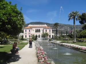 Villa Béatrice Ephrussi