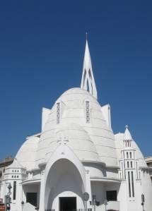 l'Eglise Sainte Jeanne d'Arc, Nice