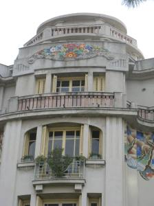 La Rotonde - detail