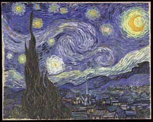 Fonkelnag - Van Gogh