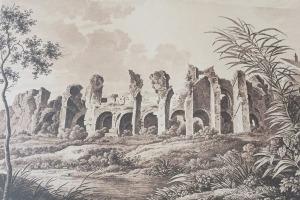 Amfitear, Fréjus - 'n 18de-eeuse ets