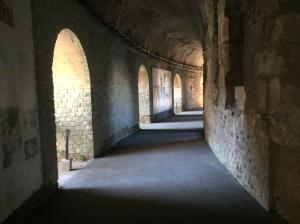 Gang om die amfiteater