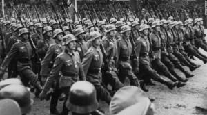 Meimaand, 1940, die inval van die Duitse leér