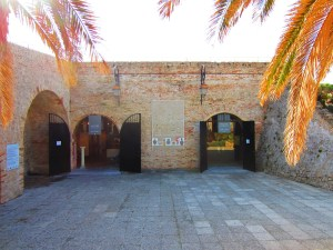 Argeologiese Museum, Antibes:  wat soek hulle?