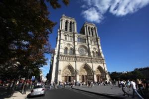 Notre Dame de Paris: monumentale dimensies