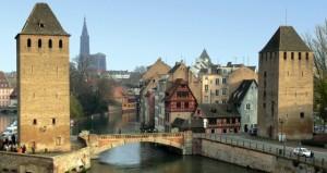 Strasbourg, stad met twee gelate