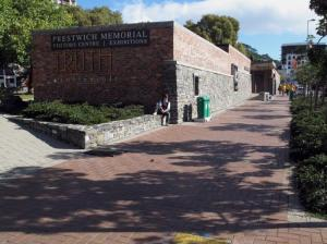 Prestwich Denkmaal, Groenpunt, Kaapstad