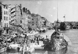 Die hawe, bevryding van Toulon, 27ste Aug, 1944