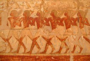 Egiptiese soldate
