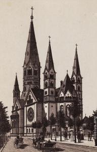 Kaiser Wilhelmkerk, 1900