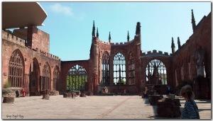 Ruïnes van Coventry Katedraal