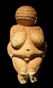 Aardse godin, 28,000 jaar gelede