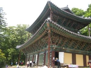 Hoof Tempelsaal, Magoksa