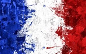 Indruk van die Franse vlag