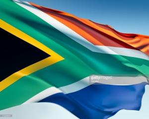 Suid-Afrikaanse vlag