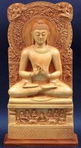 Boeddha-beeld, elders geneem