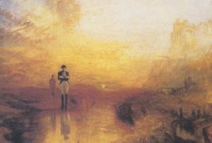 Die Banneling deur W.M Turner