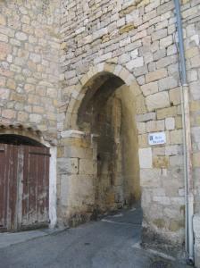 Die Saraseen Poort, Mougins, Provence