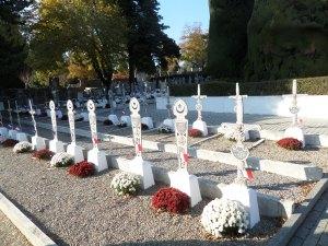 Moeslim-graftes uit Eerste Wéreldoorlog, Rabiac-begrafplaas, Antibes